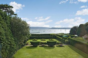 Home for sale in Sandbanks, Dorset with sea views