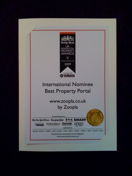 International nominee