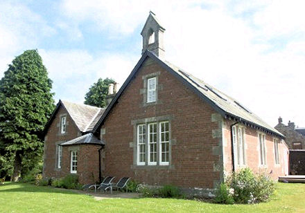 5-bed house with old bell tower, £375,000, Smiths Gore, Carlisle (Tel: 0843 3632 406)