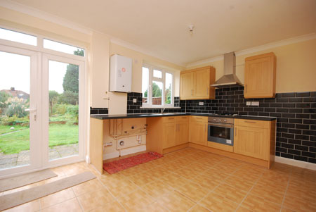 Three bedroom house in New Haw