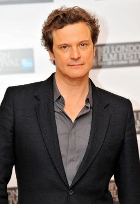 Colin Firth, the nation's ideal celebrity neighbour