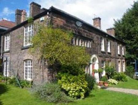 Luis Suárez mansion in Woolton, Merseyside