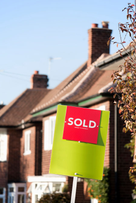 House for sale: Homeowners get good news on property prices