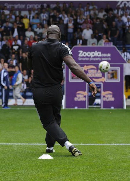 Darren Moore West Bromwich Albion Zoopla