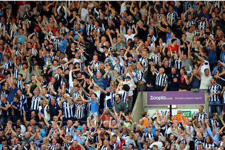 West Bromwich Albion Zoopla