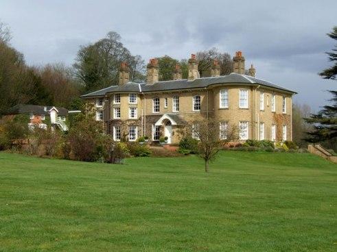 Dalby Hall, Lincolnshire, Great Britain. (Daniel Craig and Rachel Weisz)