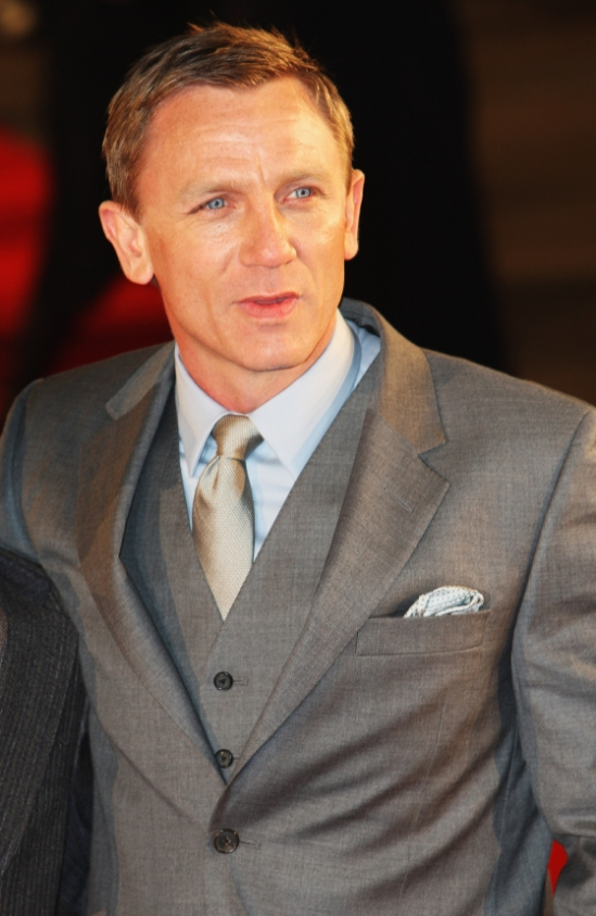 Daniel Craig and Rachel Weisz - Property hunting in Lincolnshire?