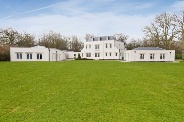 tulisas hertfordshire home of less than a year is up for sale zoopla