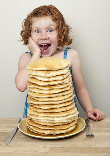 pancakes_child